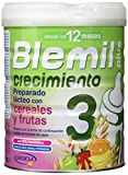 Blemil Plus Leche con Cereales y Frutas - 800 gr