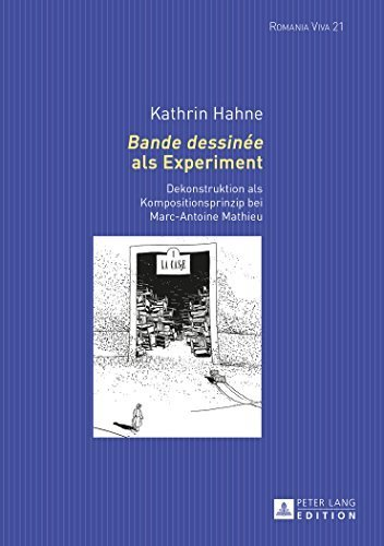 Bande dessin????e als Experiment (Romania Viva) (German Edition) by Kathrin Hahne (2016-03-08)
