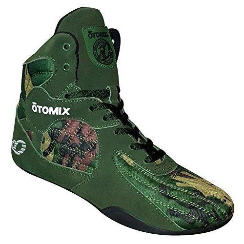 Otomix Stingray Fitness Schuhe Herren, Verschiedene Farben und Größen (41, Grün) -
