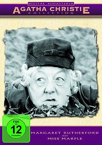 Miss Marple Edition [4 DVDs] (Miss Marple Margaret Rutherford Dvd)