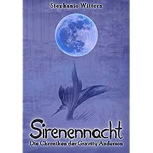 Sirenennacht: Die Chroniken der Gravity Anderson