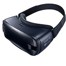 Samsung Gear sm-r323Virtual Realidad auricular con micrófono para Samsung Galaxy Note 5/S6/S6Edge/S7–Azul/Negro