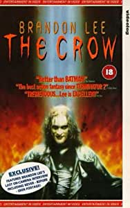 The Crow [VHS] [1994]