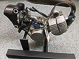 kmhonline Pocket Bike Polini Motor 4.2 luftgekühlt - gebraucht - inkl. Auspuff - guter Zustand