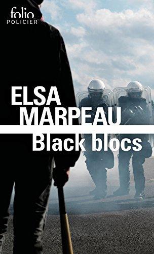 Black Blocs par Elsa Marpeau