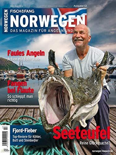 Norwegen-Magazin 13 + DVD: Das Magazin für Angeln und Meer (Norwegen Magazin / Das Magazin für Angeln und Meer)