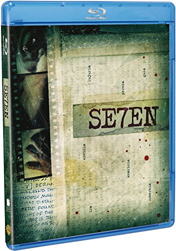 Seven (Blu-Ray) (Import) (Keine Deutsche Sprache) (2010) Brad Pitt; Morgan Freeman; Gwyneth Paltrow;