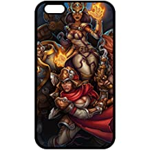 Hot Cover iphone 6 Plus/Cover iphone 6s Plus caso case Bumper Hard Plastic Skin Cover For torchlight 2