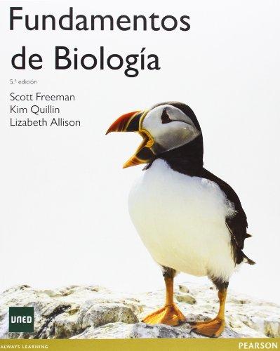 Fundamentos de biología por Scott Freeman