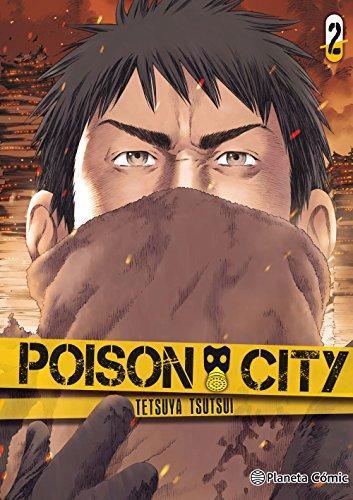 Poison City nº 02/02 (Manga Seinen) por Tetsuya Tsutsui