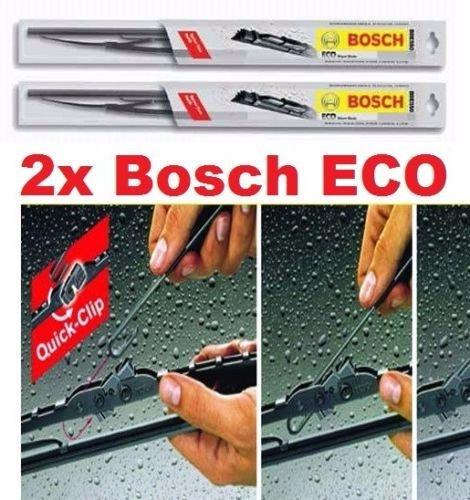 2x Scheibenwischer BMW 3er e36 (1991-2001) 500 / 530 mm BOSCH ECO- Set - 2