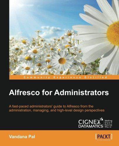 Alfresco for Administrators por Vandana Pal