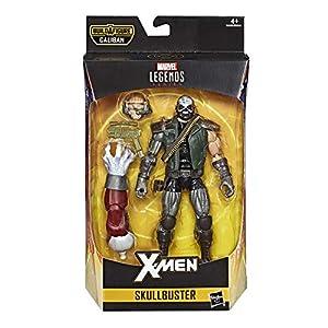 Marvel Legends X-Men Edition Collector - Figura de Skullbuster (15 cm)