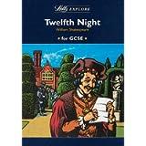 Letts Explore 'Twelfth Night' (Letts Literature Guide)