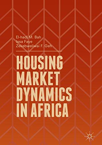 El-hadj M. Bah - Housing Market Dynamics in Africa