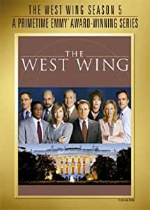 West Wing: Complete Fifth Season [Import USA Zone 1]