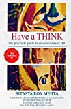 Have a Think: The Practical Guide to Evidence-Based HR