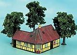 Spur H0 - Bausatz Fachwerkhaus Hans Christian Andersen