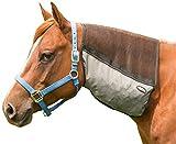 Weaver Leder 35–4325-s18Pferd Hals Kühler mit Xtended Life Schließung System, grau