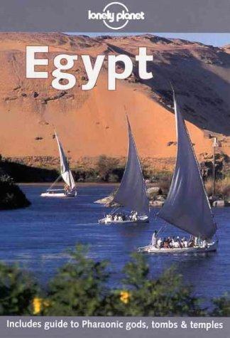 Egypt (Lonely Planet Country Guides) por Scott Wayne