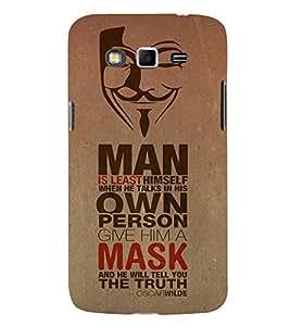 EPICCASE Brilliant quote Mobile Back Case Cover For Samsung Galaxy Grand Max & Grand 3 (Designer Case)