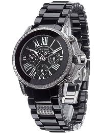 DETOMASO Damen-Armbanduhr Analog Quarz DT3004-D