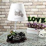 &Leselicht Kinder-Tischlampe, Schlafzimmer Nachttischlampe Kreative Mode Reizende Kinder Tisch Tischlampe ( Farbe : A )