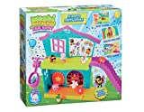 Picture Of Moshi Monsters Egg Hunt Blingo's Party House Playset
