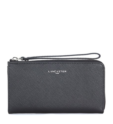 lancaster-paris-wallet-adele-female-black-121-26-black