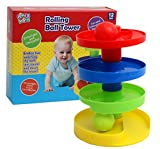 Play and Learn Rolling Ball Tower - 12m+