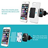 Car Phone Holder, Mpow Magnetic Phone Mount 360 Degree Swivel Car Cradle Universal MagGrip Air Vent Car Mount Phone Holder for iPhone 7 6 5S SE, Samsung S8 S7 S6 Note 5 4, LG, Sony, Huawei and Other Smartphone Bild 2