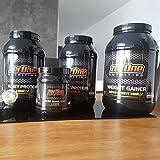ZerOne Pre Workout Booster Fitness | Maximaler Pump Fokus | Leucin | Isoleucin | Valin 2:1:1 | Energie Kraft Ausdauer | L-Citrulline Maca | Koffein Guarana | Taurin | Maracuja 500g