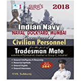 Indian Navy ( Naval , Dockyard , Mumbai ) Civilian Personnel Tradesman Mate Exam Books 2018