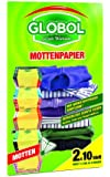 Globol 81855068 Mottenpapier Doppelpack