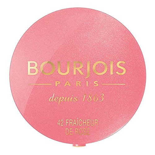 Pot Blush Round Bourjois (Bourjois Round Pot Blush Fraicheur De Rose 42 2.5G)