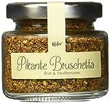 Feinkost Käfer Bio Pikante Bruschetta, 2er Pack (2 x 55 g)