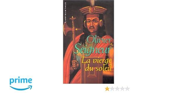 La Vierge du soleil (Labyrinthes t. 86) (French Edition)