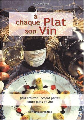 A chaque plat son vin