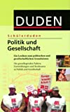 (Duden) Schülerduden, Politik und Gesellschaft - Hans Boldt, Hede Prehl, Dieter C. Umbach