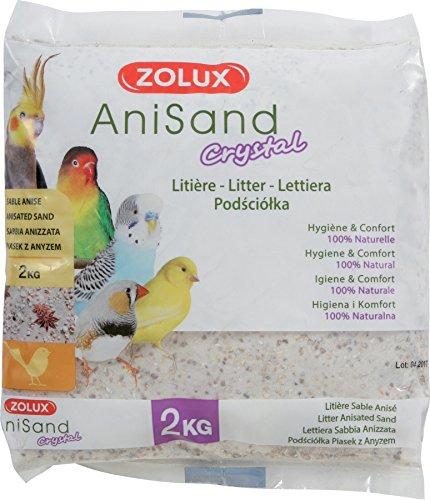 Sand anisand Crystal Tasche 2kg