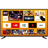 Kevin 125 cm (49 inches) 4K UHD LED Smart TV KN49UHD-PRO (Black) (2019 Model)