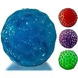5x Do-it-youself Stressbälle - bestimme Größe & Farbe selbst - gestalte deinen Antistressball