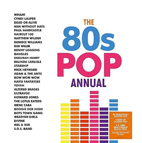 80'S Pop Annual [Vinilo]