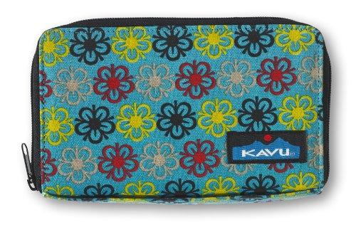 Kavu Coolio Kupplung Damen Geldbörse, damen, Gänseblümchendesign (Damen Geldbörsen Kavu)