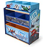 Estantería de juguete, con 6 cajas con dibujos