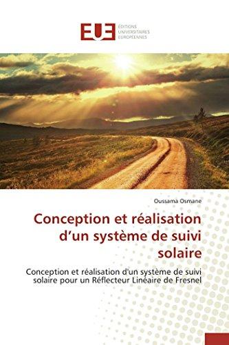 Conception et réalisation d un système de suivi solaire