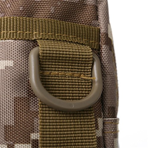 F@Nylon impermeabile all'aperto di Camo di litro di 5L Sport Pack tattico, campo sport bike kit accessori escursionismo , B C