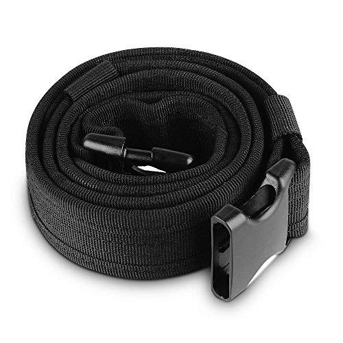 Airsson Taktisch Gürtel Nylon Utility Belt mit Klick-Schnellverschluss Größeneinstellung Länge in 130cm für Jagd Outdoor Sport