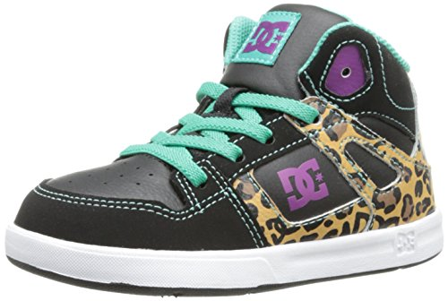 DCRebound Se Ul T Shoe Cob - Stivaletti Ragazzi , multicolore (Multicolour), bambini 38 EU