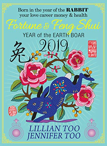 Fortune & Feng Shui 2019 RABBIT (English Edition)